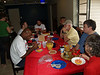 Breakfast at Blancos - Mike, Lydia, Ash, Raul, Jesse, Dad, Rob, Mom