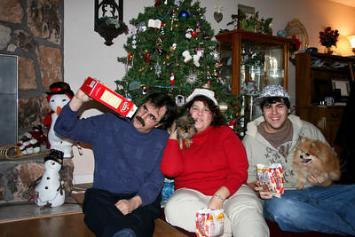 2008 Christmas VanDykes