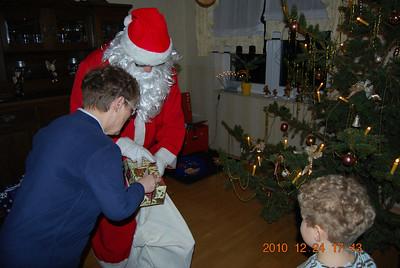 2010 Weihnachten