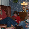 Christmas Eve - Bonnie, Lydia, Trudy