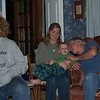 Christmas Eve - Seth, Jenny, Ethan, Phil