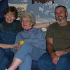 Christmas Eve - Michele, Mom, Bill