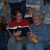 Christmas Eve - Lydia & Grandma Susie
