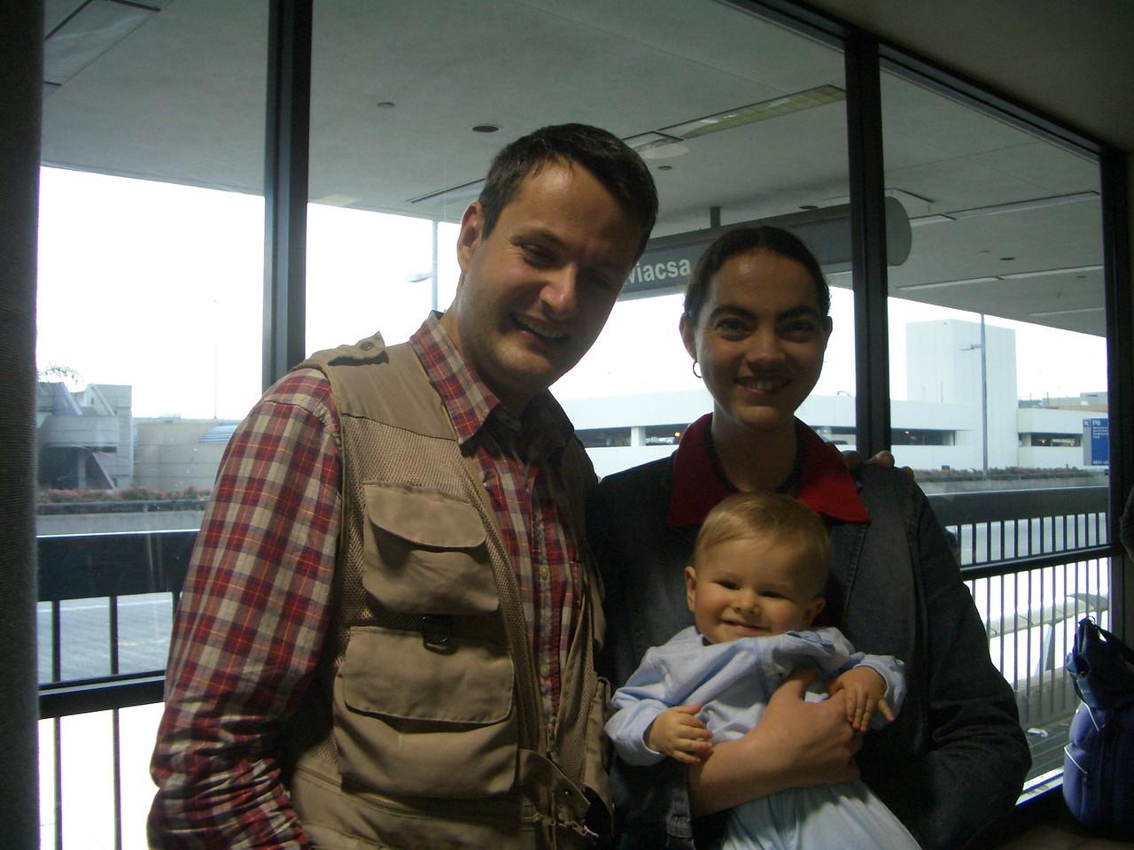 Bojan, Cody and Melina (Bojan is Tony's friend from his website) 12/26