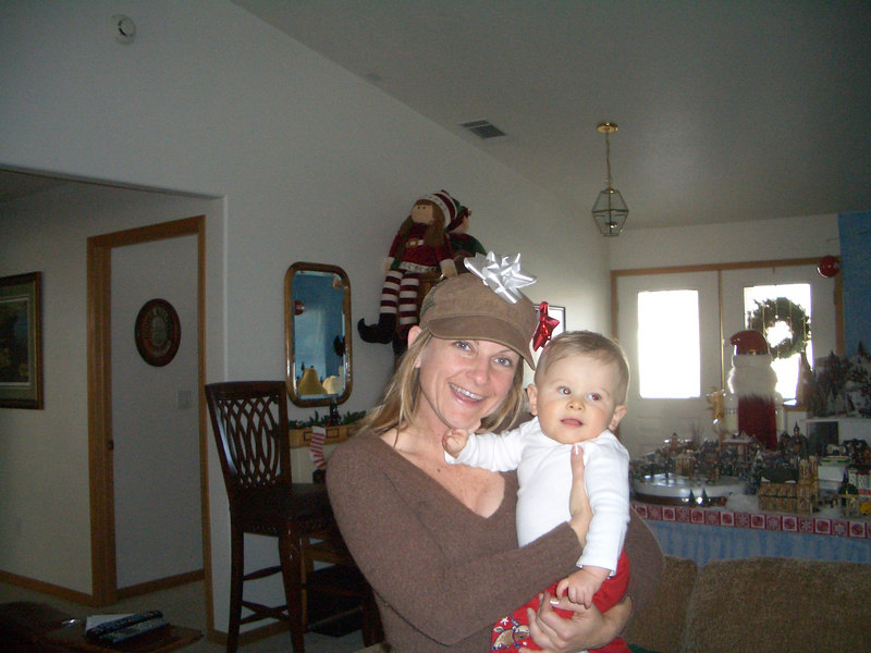 Aunt Rashel and Cody