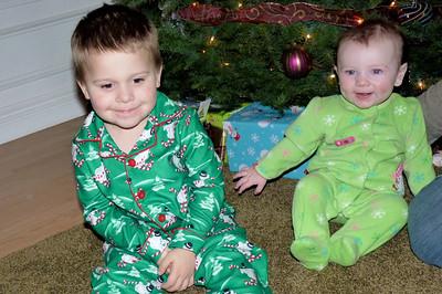 New Christmas Eve jammies