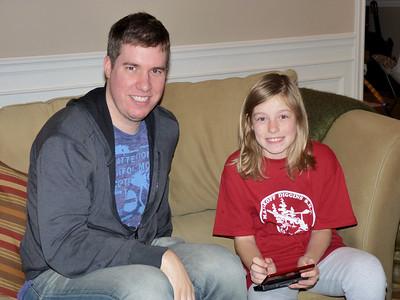 Uncle John & Juliana