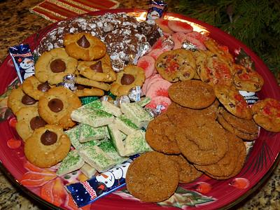 MP's Christmas cookies