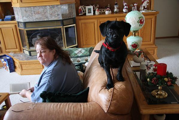 Christmas/Lake Wildwood 2008