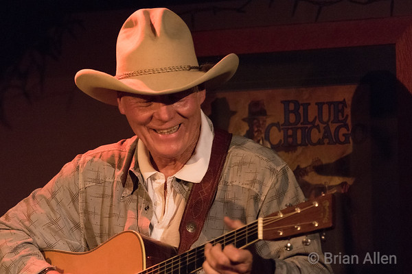 2015-05-16 Chuck Pyle at O'Connor's in Portland, OR