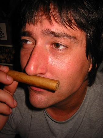 Cigars at Kelsall