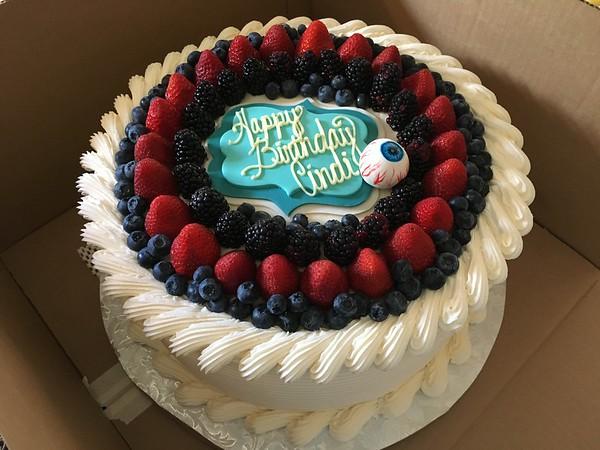 Cindi's 70th Birthday Week 2017