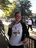 Cindy and her medal after Richmond 8K, 11/13/2010.<br /> STATS:  59 min 51 sec / 233rd in age bracket / 2581 of 3746 overall