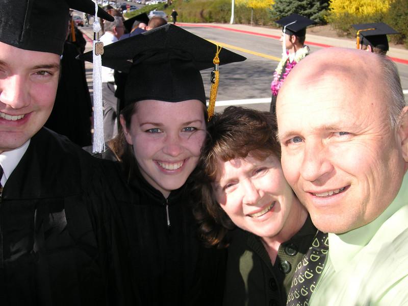 Chris, Cindy, Vicke, and Bob (April 2008)