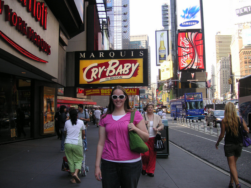 Time-Square -- May 2008