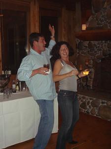 Randy & Julie gettin' down