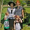 Karyn, Cindy, Issabella, & Justynne