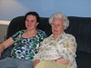 Cindy with Grandmom