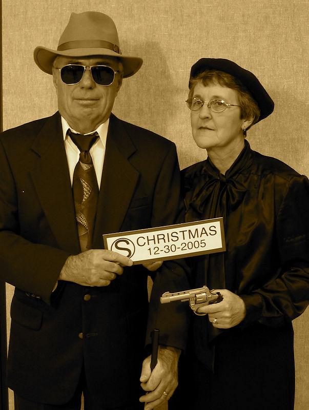 Circle S Christmas 2005 Mug Shots