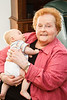 Kyle's Portland Welcome Party - Great Grandma Ruegg and Kyle