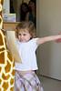 Claire gets giraffe 2