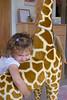 Claire gets giraffe 3