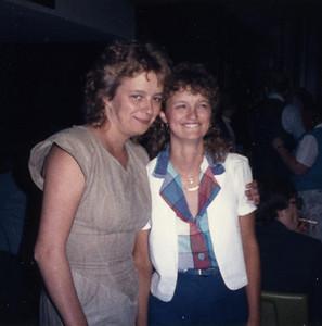 Jackie & Yvonne