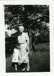 Amelia and Lottie (Eva's cousin)
