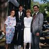 Amelia, Matthew, Donna and Donald Kohls
