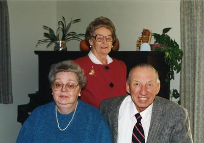 Amelia, Gertie & Ray
