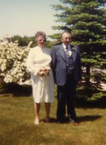 Gertrude & Ray Dumman