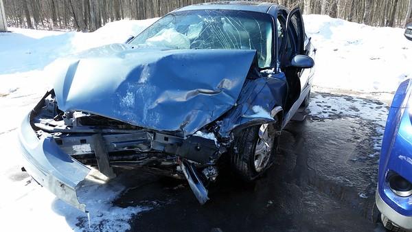 Darrel's Accident
