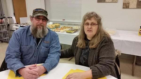 Dale and Carol Grovogel