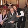 Elissa Alzate, Raymond Clark and Laurie Giombi