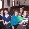 Tammy, Ahri and Darrel Clark, Rose and Jeff Morse and daugher Sarah Kline with Elijah