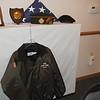 Frank's militiary display