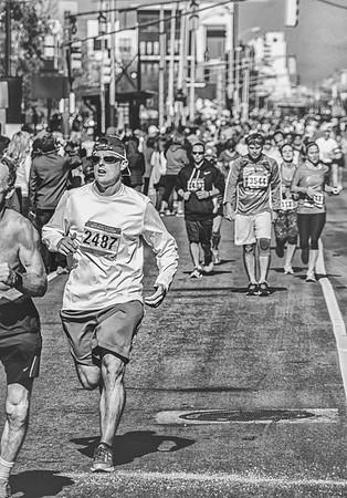 #2487 - Kara's friend finished first marathon.