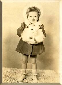 Pamela K. Bird  abt 1946