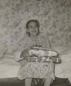 Grandma James (Maggie), Christmas 1955