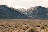 Mt. Whitney in the distance, 10,000' above Owens Valley