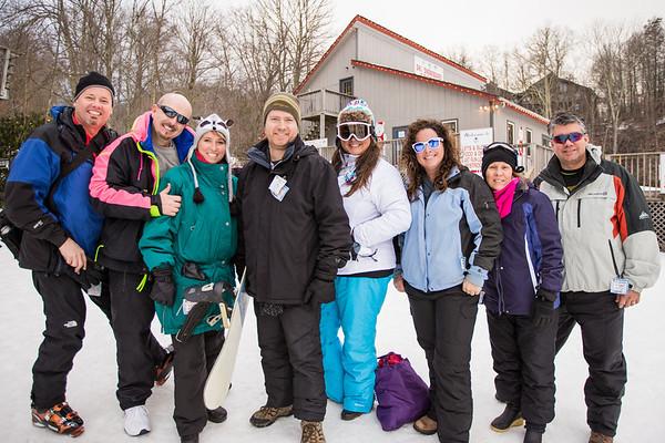 CloseBuds Ski 2014
