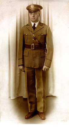 Taylor Smith, USA WWI