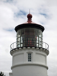 Umpqua River Lighthouse just north of Reedsport Oregon.
