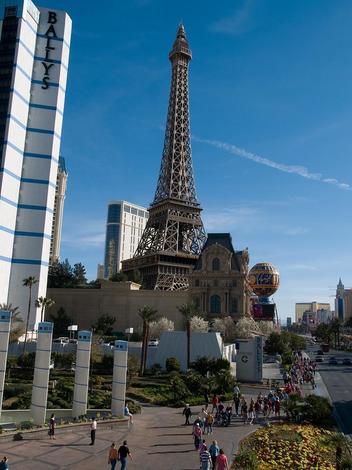 Paris Las Vegas 3/10/07