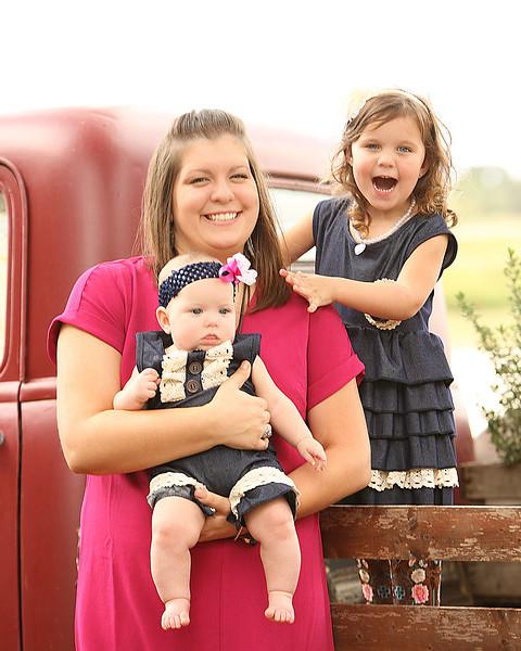 Cody Bodiford Family