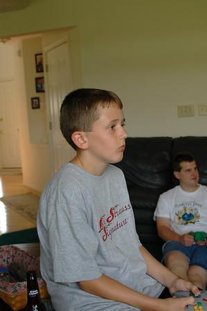 Cody's 12th Birthday Party 2005