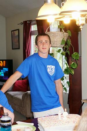Cody's 21st Birthday
