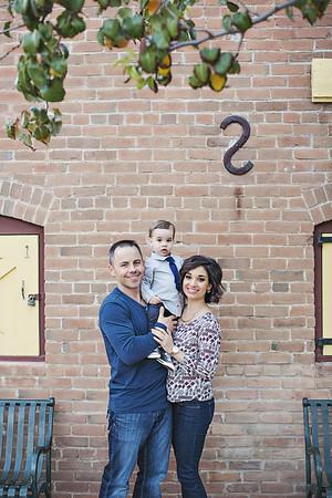 Coffman Family 2015