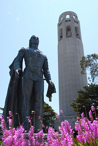 Coit Tower  (C) 2008 Brian Neal
