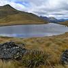 Borland Ridge tarn